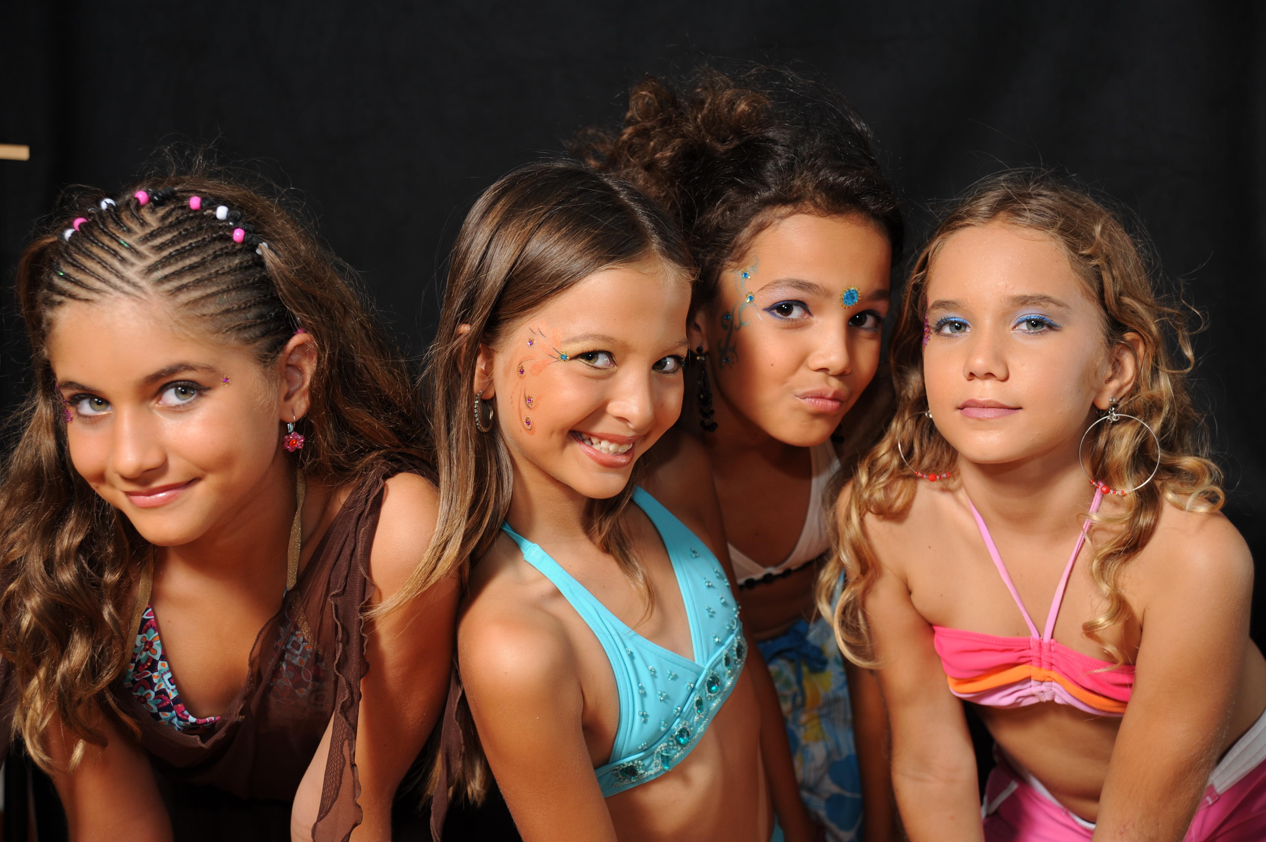 Super Models Nacktkalender 2009